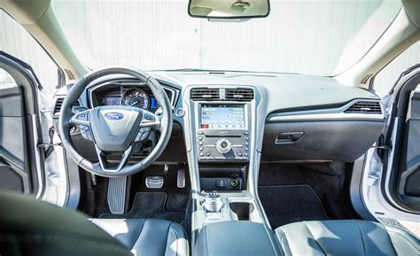 ford fusion 2017 interior 2017 ford fusion energi cars exclusive videos and photos