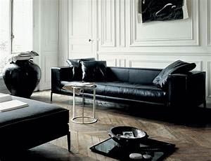 le canape club quel type de canape choisir pour le salon With tapis de sol avec canapé club cuir convertible