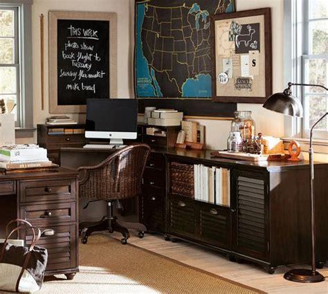 pottery barn printers corner desk corner desk set pottery barn cupcakedownsouth
