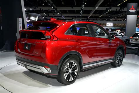 Mitsubishi Eclipse 0 60 by New Mitsubishi Eclipse Cross Lands In La With A 23 295