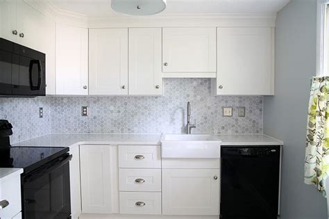 add crown molding  kitchen cabinets   girl