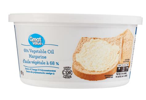 value margarine walmart vegetable oil