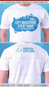 Keynote Game Show Template City Marathon Event Premium T Shirt Template By Gbs