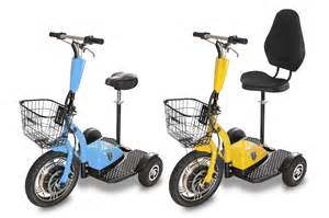 Motorized Wheel Chair by 3 Wheel Electric Scooters Three Wheel Scooters Electric