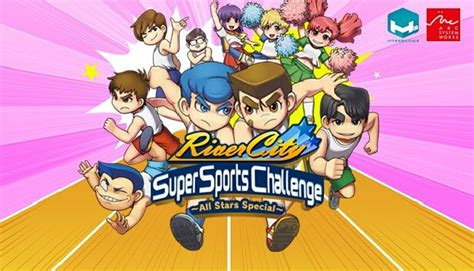 River City Super Sports Challenge ~all Stars Special~ Free Download « Igggames