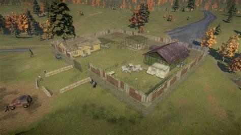 totally build  mansion  zombie sandbox hz vg