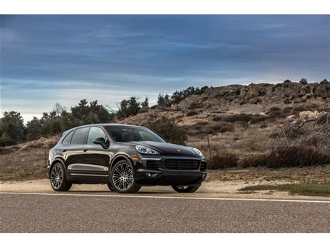 custom porsche 2017 porsche cayenne prices reviews and pictures u s news