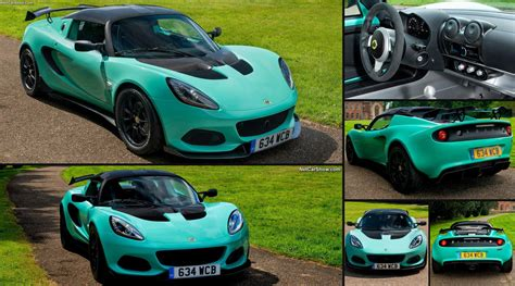 lotus elise cup   pictures information specs