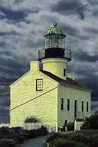 Cabrillo National Monument Lighthouse - Point Loma, CA ...