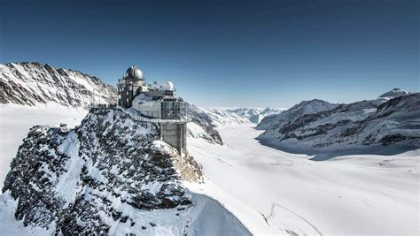We´re offering tours to the Jungfraujoch  Top of Europe