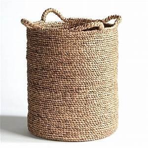 Panier En Osier Souple : bac linge sale panier linge sale ikea maison et chaise ~ Nature-et-papiers.com Idées de Décoration