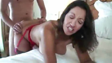 Mean Yoga Instructor Seduces Her Teenie