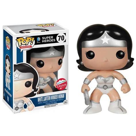 2015 SDCC Funko Pop! White Lantern Wonder Woman   Toot's Toys
