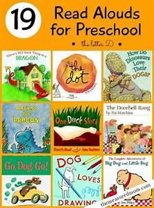 19 books for preschoolers a letter d book list the for Letter books for preschool