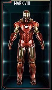 Mark VIII From 'Iron Man 3' (2013) | Iron Man Armor ...