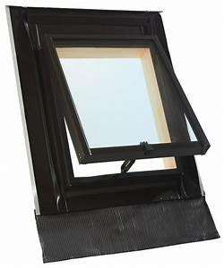 Lucarne De Toit Fixe : lucarne de toit ouvrant l 45 x h 55 cm hors tout l ~ Premium-room.com Idées de Décoration