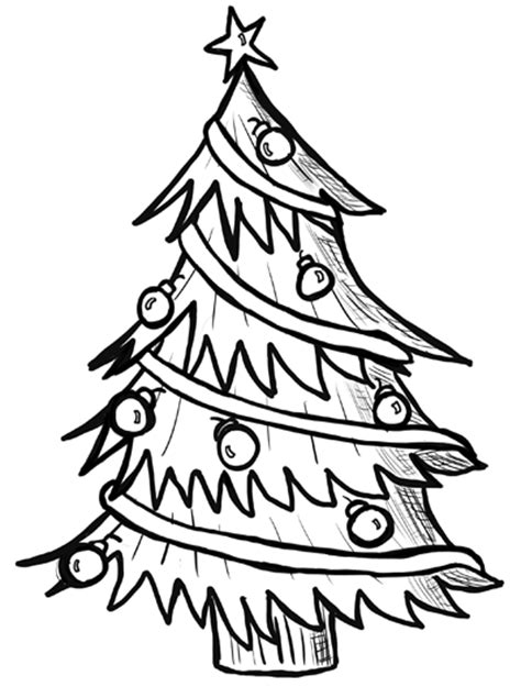 pencil drawings christmas trees step 9 how to draw trees step by step drawing lesson how to draw step by step
