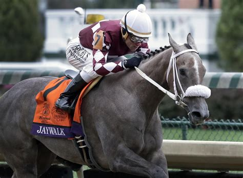 breeders cup jaywalk juvenile fillies horse friday winners among opening churchill rosario downs joel victory rides race darron thestar