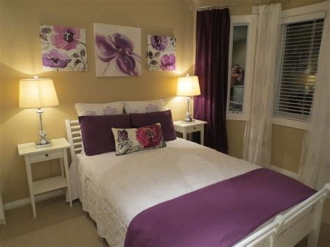 Purple And Grey Bedrooms, Brown Paint Colors For Bedrooms