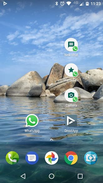 whatsapp 2 17 277 update brengt handige app shortcuts apk