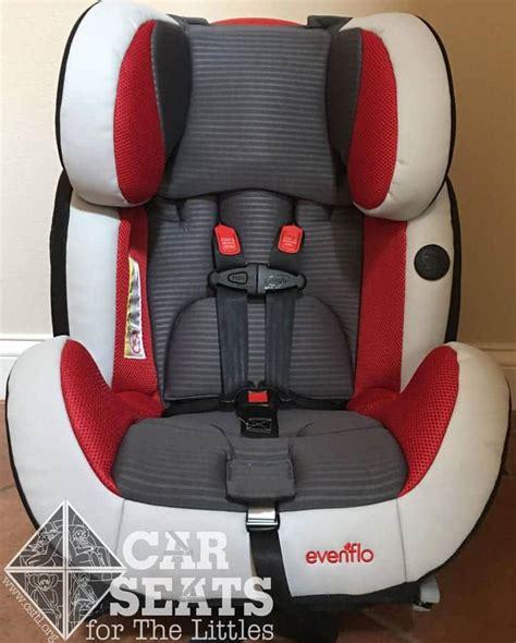 evenflo symphony review car seats   littles