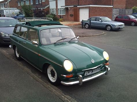106 Best Images About Vw Type 3 Square Back On Pinterest