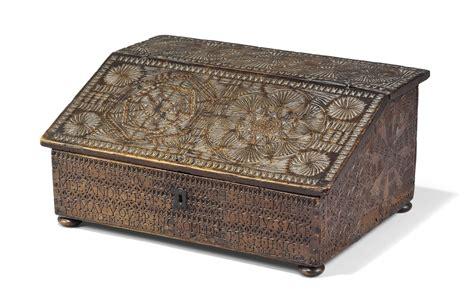 big box furniture a charles i oak chip carved box dated 1645 christie s 1645