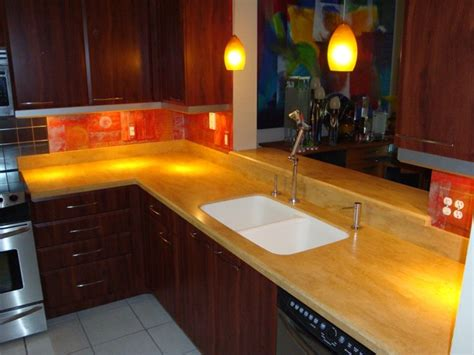 aztec gold beverin solid surface