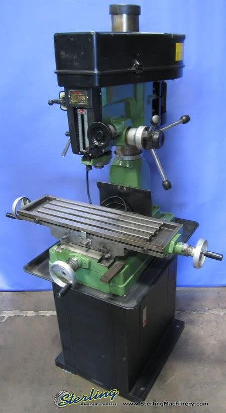 enco drillmill sterling machinery
