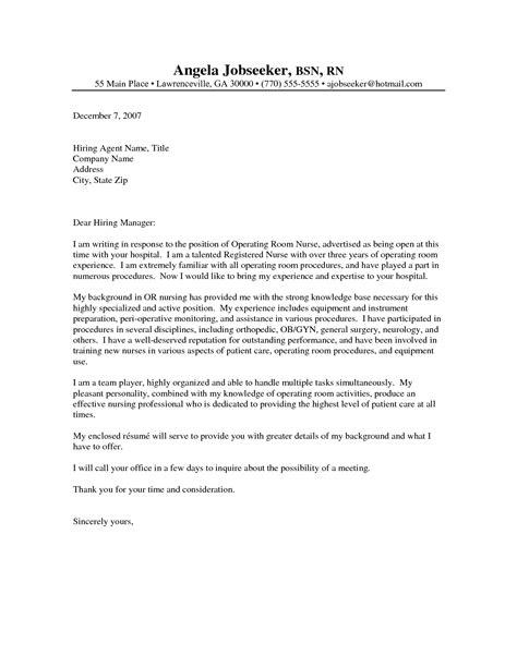Nursing Resume Templates Australia by Rn Cover Letter Exles The Best Letter Sle