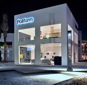 New Flagship Store for Poliform in Bahrain - Architecture
