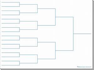 16 Man Bracket Template 16 Match Play Tournament Bracket Score Pad Simple Score