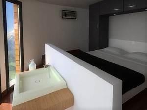 Maison Modulaire Bois : une maison bois modulaire et design ~ Melissatoandfro.com Idées de Décoration