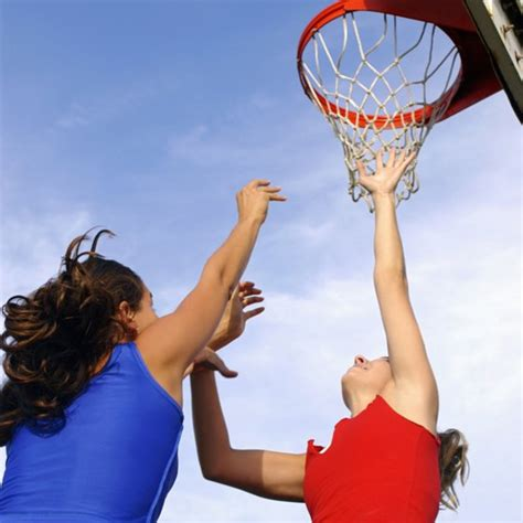 netball training  aerobic fitness healthy living