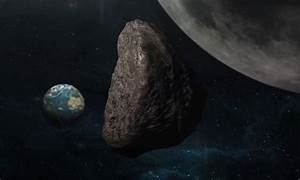 Asteroid 2014 RC Close Shave With Earth This Weekend ...