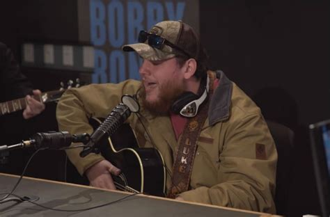 Rising Artist Luke Combs Covers Brooks And Dunn's