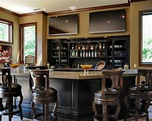 luxurious home bar design ideas for a modern home With bar designs for the home