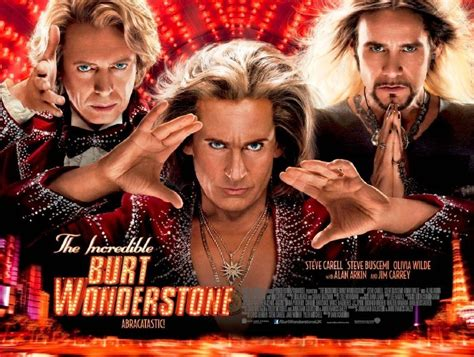 The Incredible Burt Wonderstone TV Spot – 'David Copperfield'
