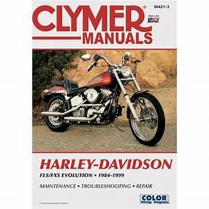 Wire Diagram 1999 Harley Evo
