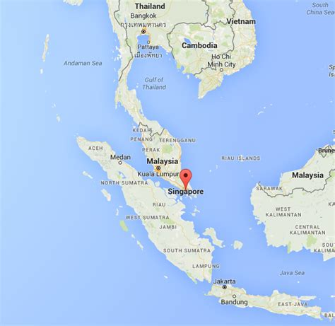 Is Geographical Location by Singapore Singapore