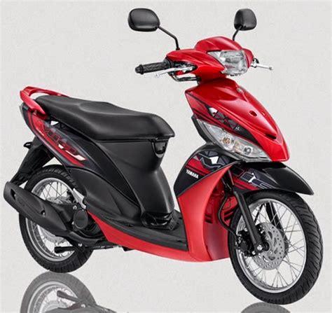 Modifikasi Mio J Merah by Spesifikasi Berat Mio J Spesifikasi Berat Mio J