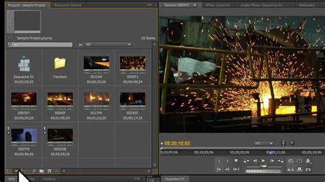 Link Media Premiere by Adobe Premiere Pro Tutorial Organizing Bins Media And