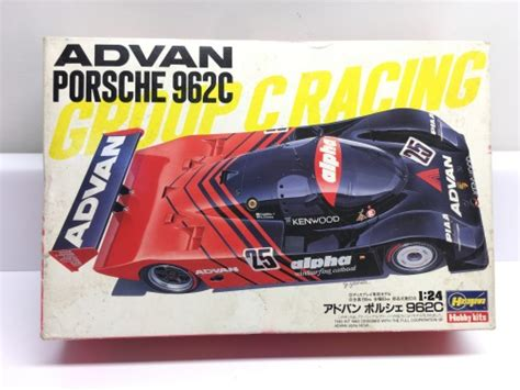However, the 962c remains one of the brand's best designs over thirty years after its original release. Cars & Trucks - HASEGAWA ADVAN PORSCHE 962 C MODEL KIT 1 ...