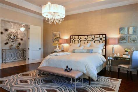 bright  airy master bedroom  metallic accents hgtv