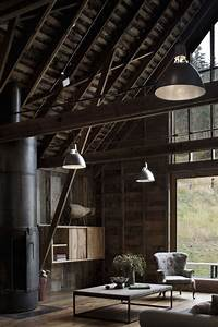 Old Barn Renovated And Converted Into A Three