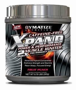Xpand 2x Caffeine Free