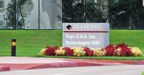 H-Town-West Photo Blog: Diamond Offshore Drilling & Toyo U ...