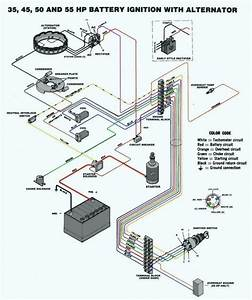 40 Hp Mercury Outboard Wiring Diagram Hecho