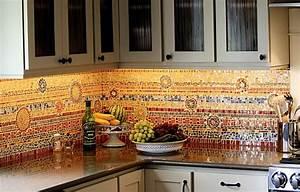 choisir un carrelage mural de cuisine pour une ambiance With carrelage mural mosaique cuisine
