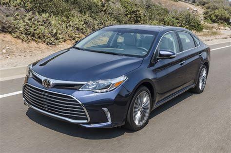 2017 Toyota Avalon Pricing